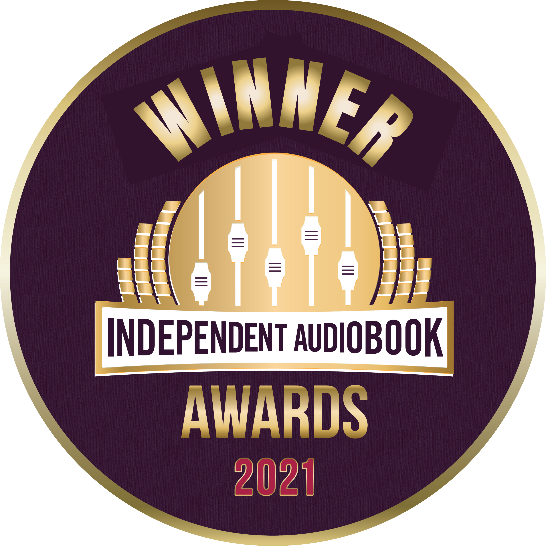 Independant Audiobook Awards Finalist Badge 2020